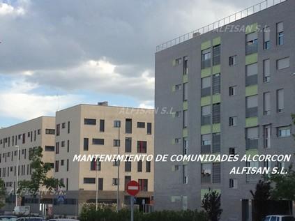 Limpieza de comunidades en Alcorcón | Limpiezas Alfisan S.L.